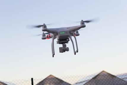 Chopper Drone In Knierim IA