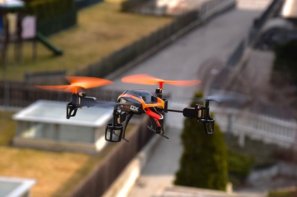 Drones Companies In Evansdale IA